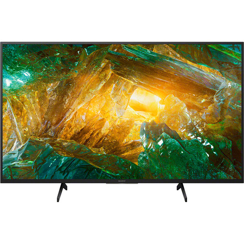 "Sony X800H 43"" Class HDR 4K UHD Smart LED TV"