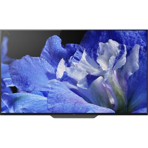 "Sony A8F 55"" Class HDR UHD Smart OLED TV"