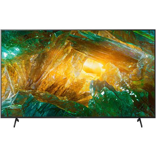 "Sony X800H 85"" Class HDR 4K UHD Smart LED TV"