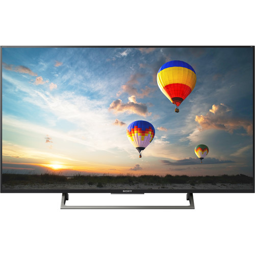 "Sony XBR-X800E-Series 49""-Class HDR UHD Smart LED TV"