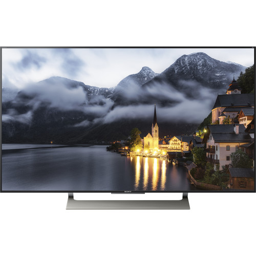 "Sony XBR-X900E-Series 55""-Class HDR UHD Smart LED TV"