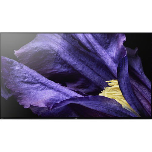 """Sony A9F Master Series 65"""" Class HDR UHD Smart OLED TV"""