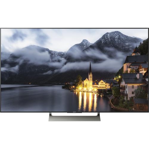 "Sony XBR-X900E 65"" Class HDR UHD Smart LED TV"