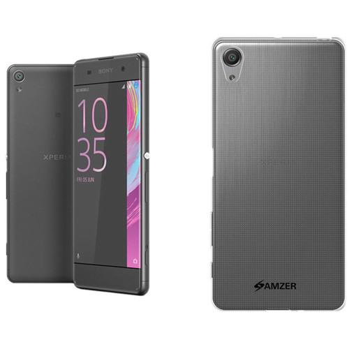 Sony Xperia XA F3113 16GB Smartphone with Case (Unlocked, Graphite Black)