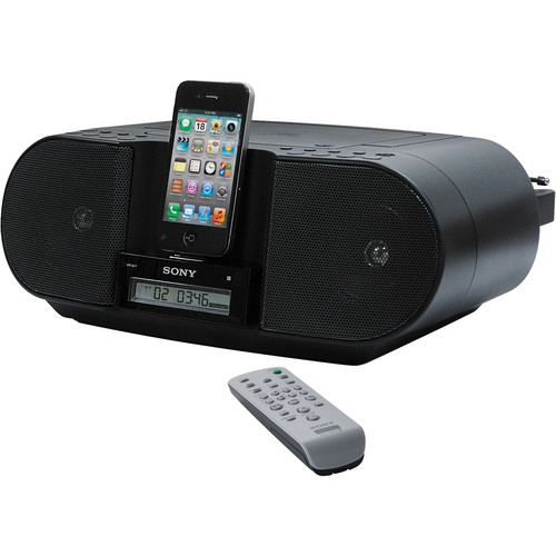 Sony CD Boombox for iPhone and iPod