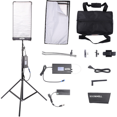 SOONWELL FB-21 Flex Bi-Color LED Light Kit