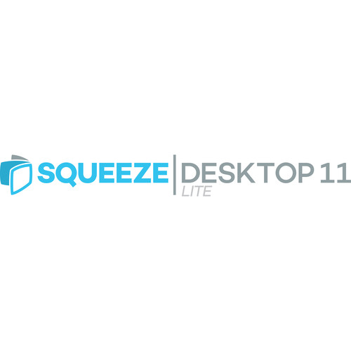 Sorenson Media Squeeze Desktop 11 Lite - Edu/Gov't/Non-Profit (Upgrade from Squeeze 10 Lite, Hard Copy)