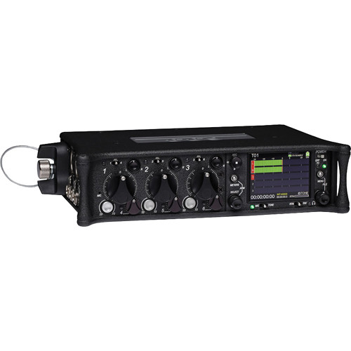 Sound Devices 633 6-Input Field Production Mixer with Bag Kit