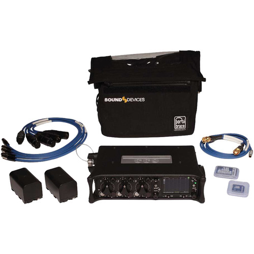 Sound Devices Accessory Pack for Sound Devices 633 Compact Field Mixer