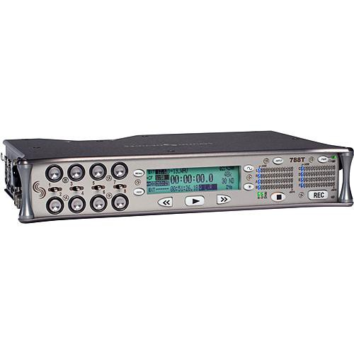 Sound Devices 788T-SSD 8-Channel Solid-State Audio-Recorder Kit with Orca OR-41 Carry Bag