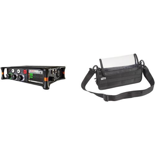 Sound Devices MixPre-3 Audio Recorder with Airo Mixer Bag Kit