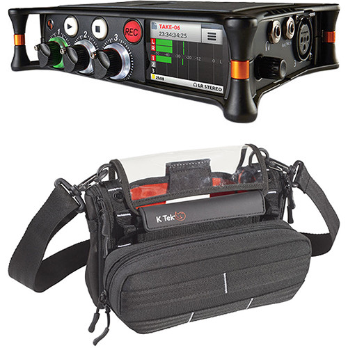 Sound Devices MixPre-3 Multi-Track Field Recorder and Audio Bag Kit