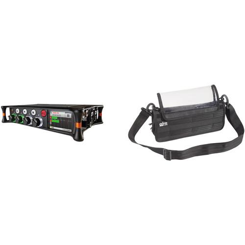 Sound Devices MixPre-6 Audio Recorder with Airo Mixer Bag Kit