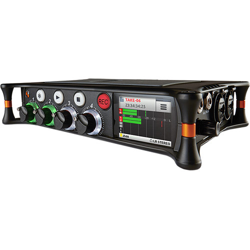 Sound Devices MixPre-6 6-Channel / 8-Track Multi-Track Field Recorder