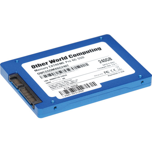 Video Devices PIX-SSD6 240GB SSD for Pix 220i/240i/260i