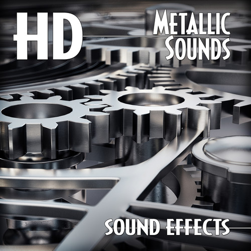 Sound Ideas HD Metallic Sounds Library (Download)