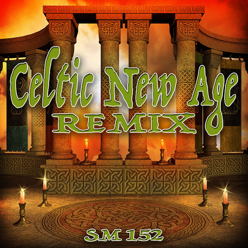 Sound Ideas Celtic New Age Re-Mix Royalty Free Music (Download)