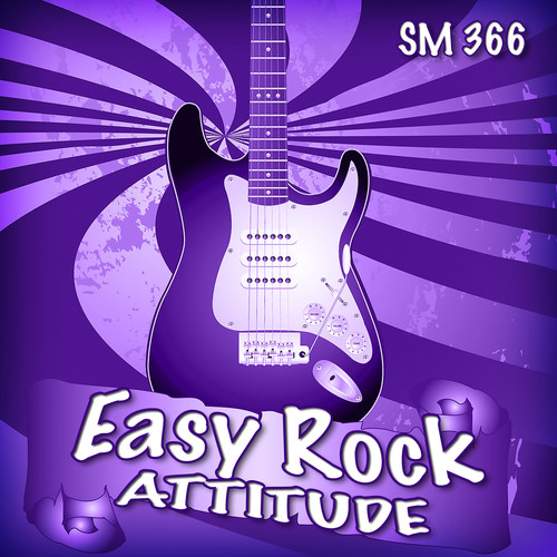 Sound Ideas Easy Rock Attitude Royalty Free Music (Download)
