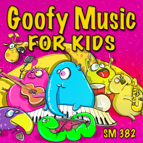 Sound Ideas Goofy Music for Kids Royalty Free Music Library (Download)