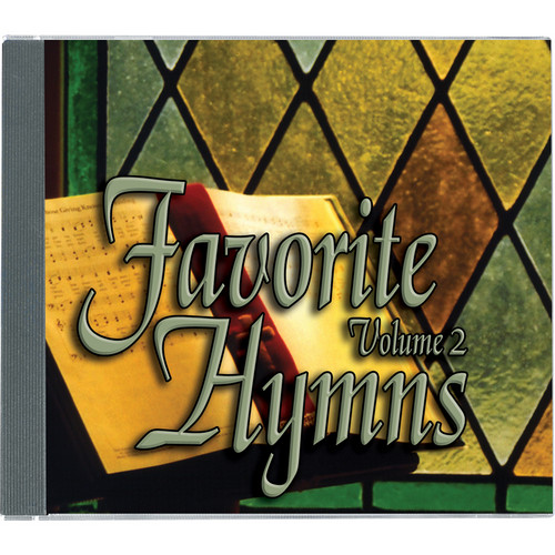 Sound Ideas Favorite Hymns Volume 2: Royalty-Free Music Collection