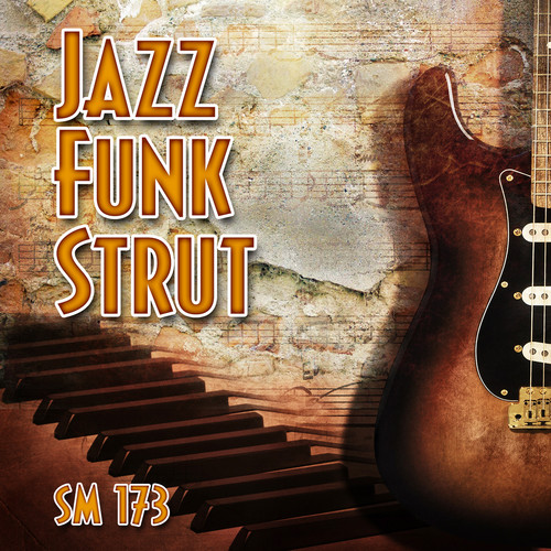 Sound Ideas Jazz Funk Strut - Royalty-Free Music (Download)