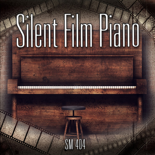 Sound Ideas Silent Film Piano - Royalty Free Music (Download)