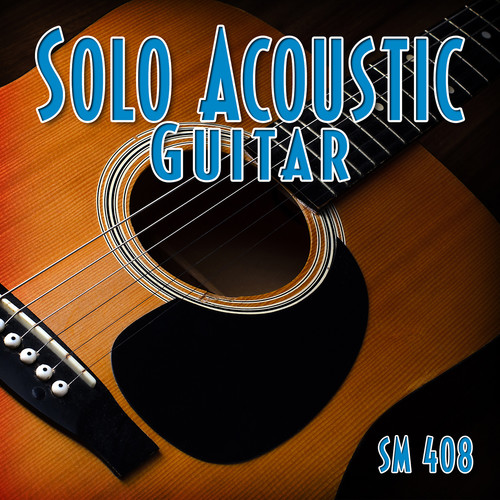 Sound Ideas Solo Acoustic Guitar Royalty Free Music (Download)