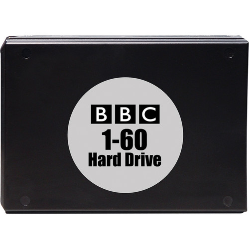 Sound Ideas BBC Sound Effects Original Series on Hard Drive for Windows (CDs 1 to 60)