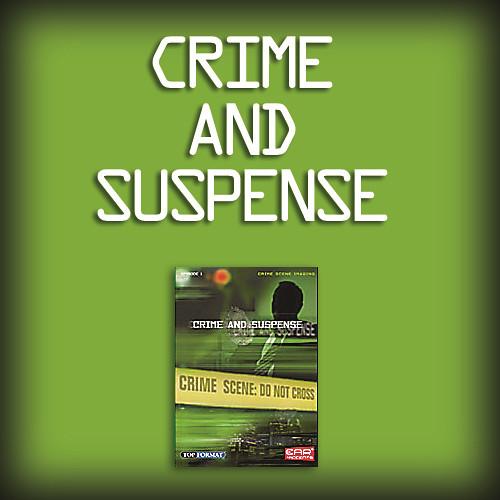 Sound Ideas Crime and Suspense Production Elements Collection (Download, 16-Bit/48 kHz)