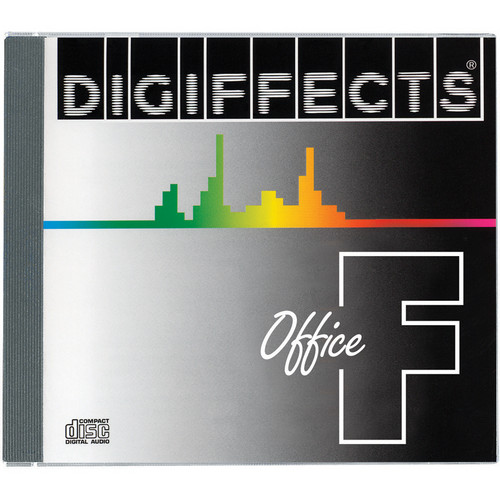 Sound Ideas Digiffects Office Sound Effects Library - Series F (Download)