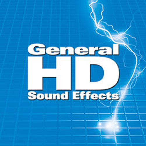 Sound Ideas General HD Sound Effects Collection (PC)