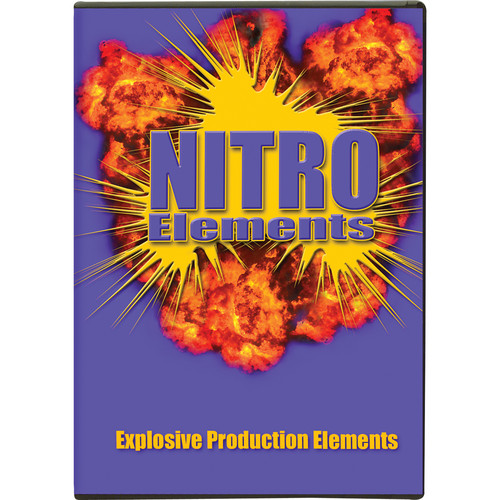 Sound Ideas Nitro Elements Production Elements DVD