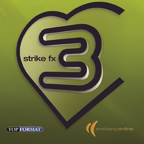 Sound Ideas Strike FX 3 Production Elements (Download, 16-Bit/48 kHz)