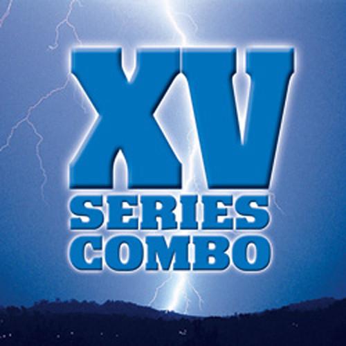 Sound Ideas XV Combo Sound Effects (16/48kHz on DVD)