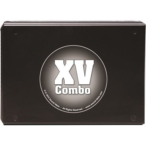 Sound Ideas XV Sound Effects Combo Hard Drive for Mac