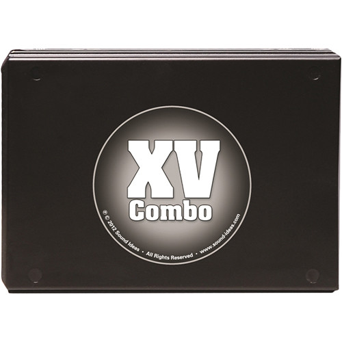 Sound Ideas XV Sound Effects Combo Hard Drive for Windows
