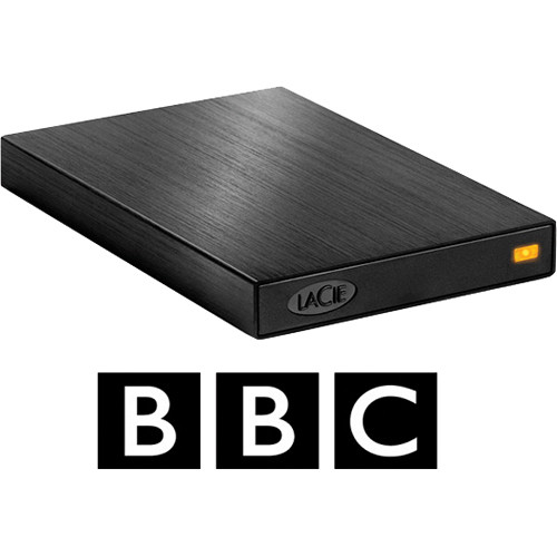 Sound Ideas BBC Historical Sound Effects Library Hard Drive