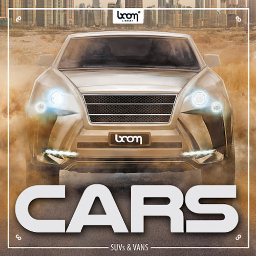 Sound Ideas Cars: SUVs & Vans - Sound Effects Library (Electronic Download)