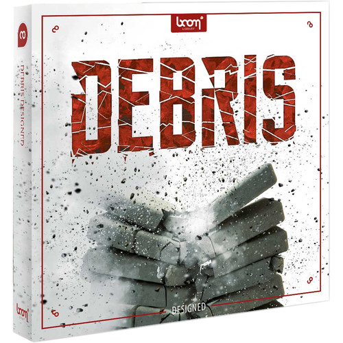 Sound Ideas Debris - Sound Effects Library (Electronic Download)