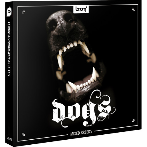 Sound Ideas Dogs HD Sound Effects Library Bundle (Download)