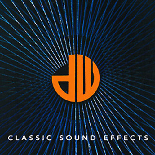 Sound Ideas De Wolfe Classic Sound Effects Library CD