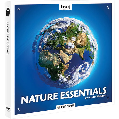 Sound Ideas Nature Essentials - Sound Effects Library (Electronic Download)