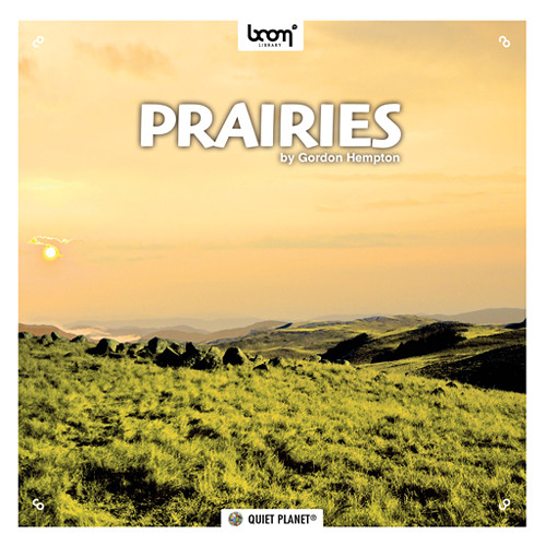 Sound Ideas Prairies - Sound Effects Library (Electronic Download)