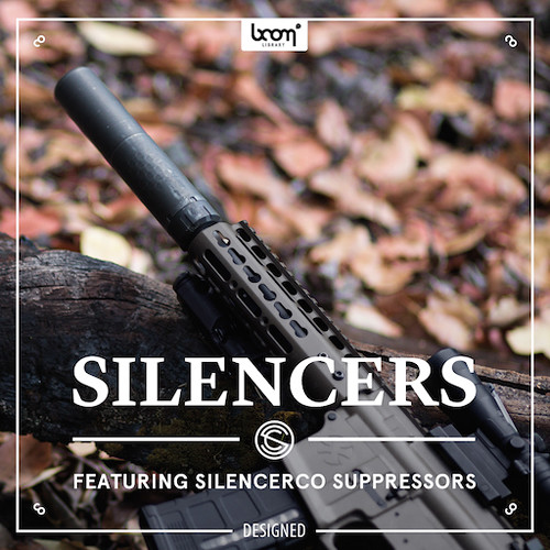 Sound Ideas Silencers - Sound Effects Library (Electronic Download)