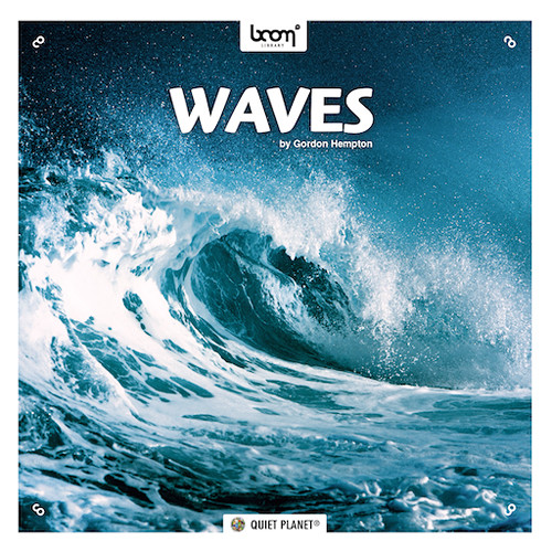 Sound Ideas Waves - Sound Effects Library (Electronic Download)