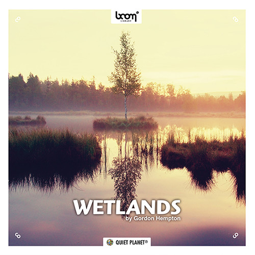 Sound Ideas Wetlands - Sound Effects Library (Electronic Download)