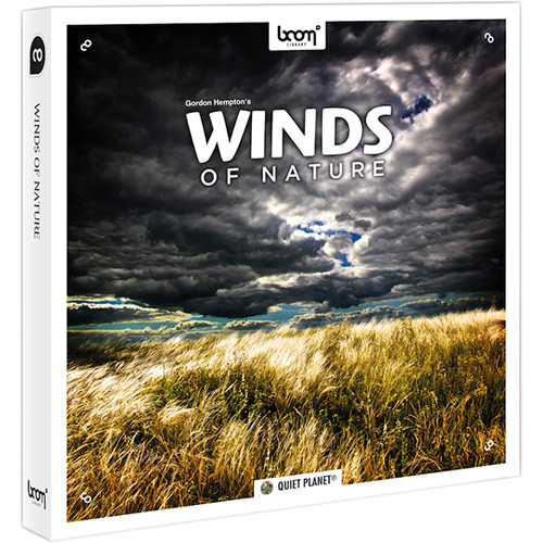 Sound Ideas Winds of Nature - Sound Effects Library (Electronic Download)