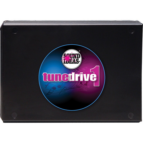 Sound Ideas Tune Drive 1 Royalty-Free Music Hard Drive