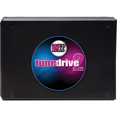 Sound Ideas Tune Drive 2 Royalty-Free Music Hard Drive