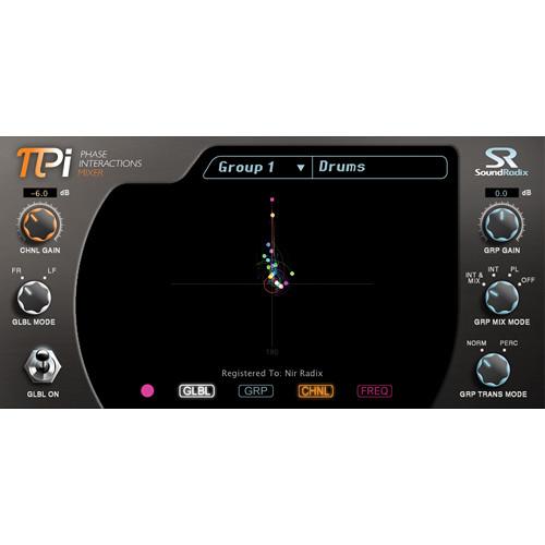 Sound Radix Pi � Phase Interactions Mixer